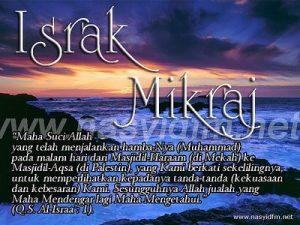 Israk-Mikraj